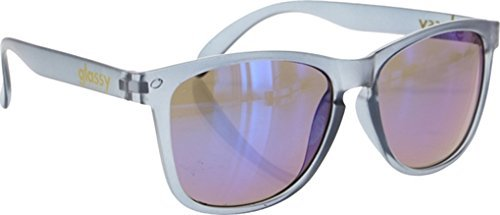 1a5bf8cb60 Glassy Deric  Clear Gray Blue Mirror  Sunglasses by Glassy Sunhaters