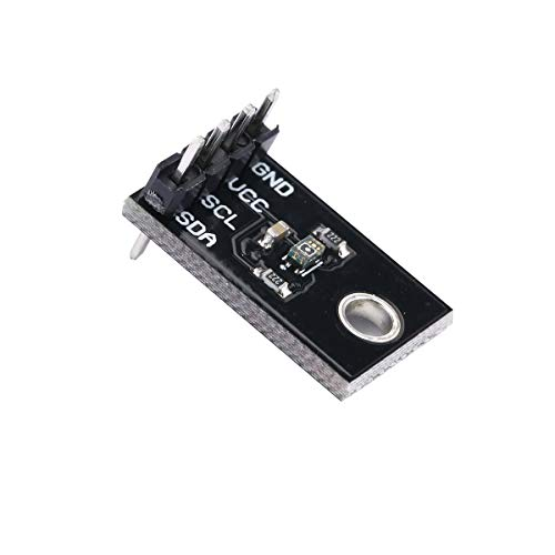 Gugutogo CJMCU-6075 UVA UVB Solar Ultraviolet Light Intensity UV Sensor Detection Module UV Intensity Sensor VEML6075 UVA UVB Module