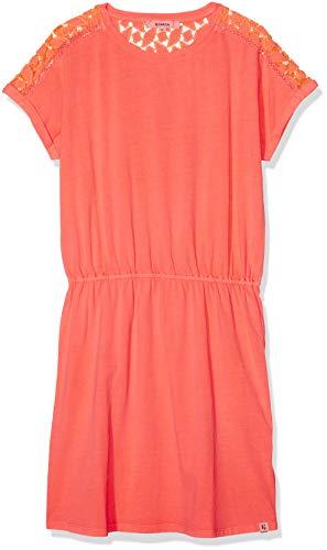 Garcia Kids Mädchen B92685 Kleid, Fluor Orange 2671, 176