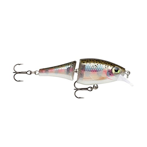 Rapala bxjsd06rt Jointed Shad 6 Gummifische, Silber -