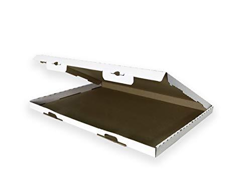 25 Großbrief Kartons 350x250x20 mm   Briefkarton DIN A4 weiß geeignet für Warensendung   wählbar 25-2000 Versandkartons