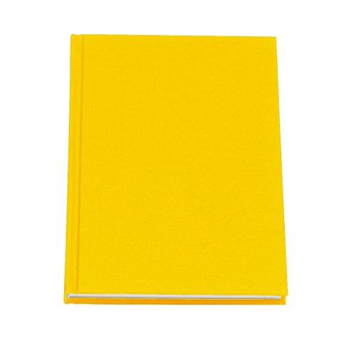 Rössler 1878452431 - S.O.H.O. Notizbuch A5, 192 Seiten gebunden, sun