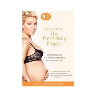 Tracy Anderson Method - The Pregnancy Project - Region 0 Worldwide