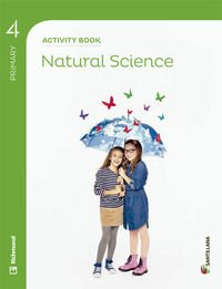 NATURAL SCIENCE 4 PRIMARY ACTIVITY BOOK