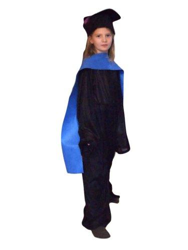 Seruna AN18 7-9J. Doctorand Kostüm Doctorandkostüm Fasching Karneval