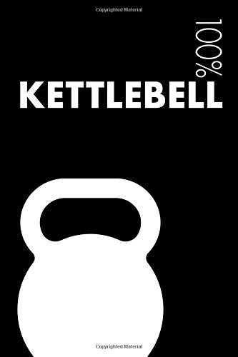 Kettlebell Notebook: Blank Lined Kettlebell Journal For Practitioner and Coach por Elegant Notebooks