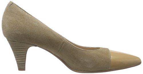 Marc Shoes Alice, Chaussures à talons - Avant du pieds couvert femme Beige - Beige (beige 300)