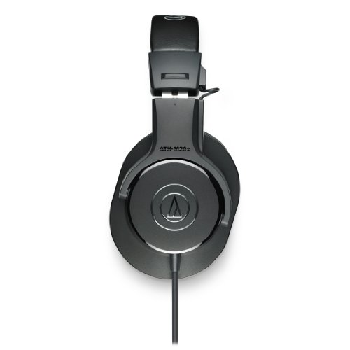Audio Technica ATH-M20X Wired Headphone (Black)