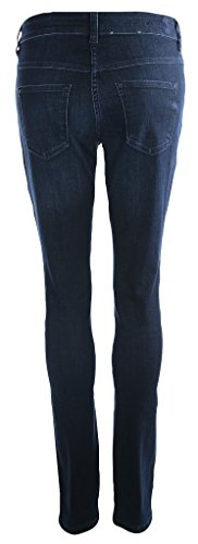 MAC Damen Jeans Dream Skinny Blau