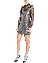 Amazon.it  moschino - Argento   Vestiti   Donna  Abbigliamento b23cd2e108a