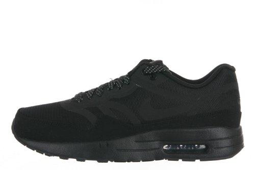 Nike Air Max 1 Essenziale 599820 Donne Nere Basse