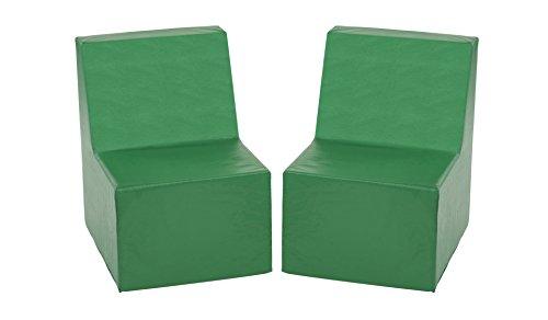 Ecr4kids elr-12707-bl-Stuhl, grün, 1