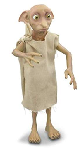 Dobby Rotomolded figure with movable parts 31x13cm Harry Potter Doll Perfect gift for women, girls or boys Toy great present for kids. Luxury doll for holidays like Christmas, birthdays