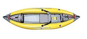 Advanced Elements Unisex Adult StraitEdge Kayak - Yellow, by Advanced Elements