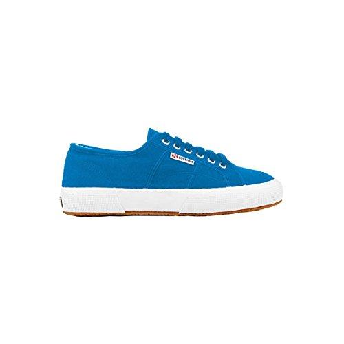 Superga 2750- COBINU S002KI0 Unisex - Erwachsene Fashion Sneakers Blue Caribe