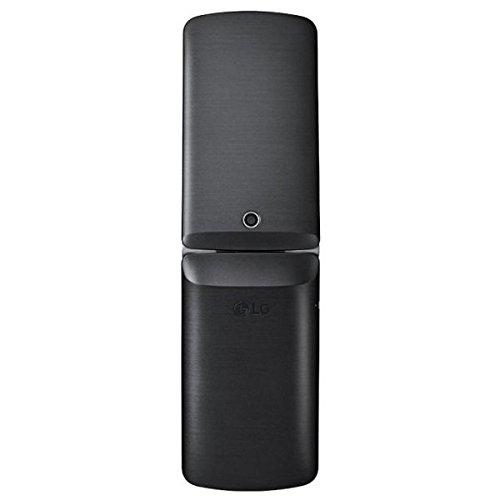 LG G351  tel  fono movil plegable con una pantalla de 3 pulgadas a 320 x 240 pixels de resoluci  n  c  mara de 1 3 megapixels  radio FM y ranura micro
