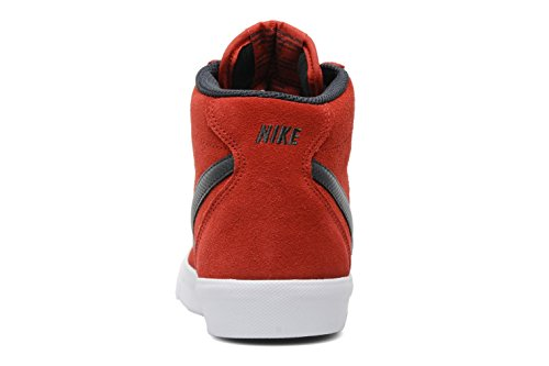 Nike , Jungen Sneaker Rosso/Antracite