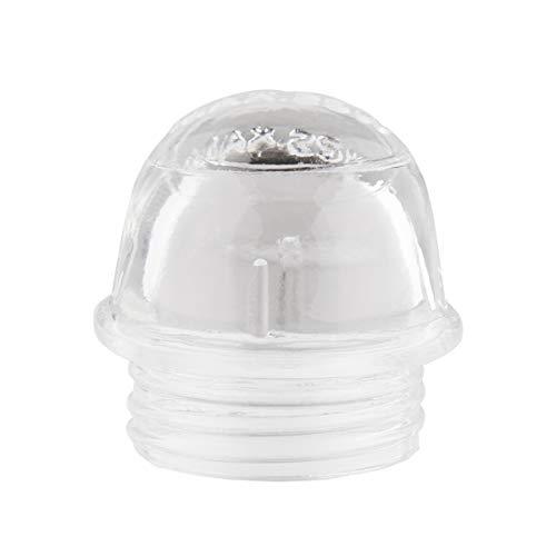 Tapa de Cristal para Lámpara de Horno
