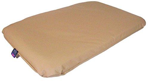 P-L-Superior-Pet-Beds-Heavy-Duty-Impermeabile-Pet-Piumini-Grande-127-x-82-x-11-cm-Marrone