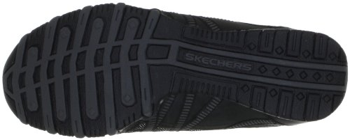 Skechers Bikers Enchanted 22232, Sneaker donna Nero (Schwarz (BKSL))