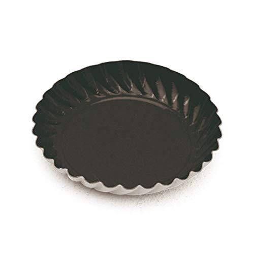 Garcia de pou 100 unité Mini Plaque en boîte, 5.5 cm, Carton, Noir, 30 x 30 x 30 cm