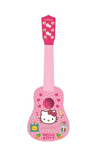 Hello Kitty - Mi primera guitarra (Lexibook K200HK)