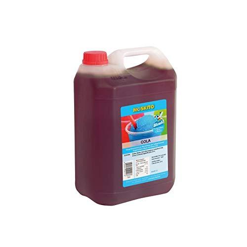 Sirup Slush Konzentrat Slush Ice/Slush AZO FREI Eis Cola 5 Liter Ergibt 30 Liter Slush