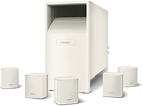 Bose ® Acoustimass ® 6 Series V Home Cinema Lautsprecher System weiß