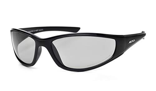 Arctica ® Polarisierte und photochrome Sport Sonnenbrille S-140FP * SOLSTICE *. Zum Angeln, Segeln, Radfahren oder für den täglichen Gebrauch.