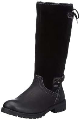 Tamaris ACTIVE 1-1-26534-29, Damen Fashion Stiefel, Schwarz (BLACK 001), EU 36