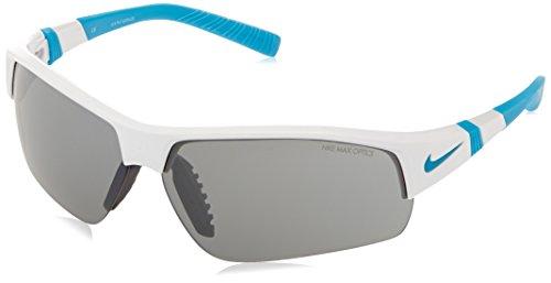 Nike Sportsonnenbrille Show X2 Pro White/Neo Turq Grey