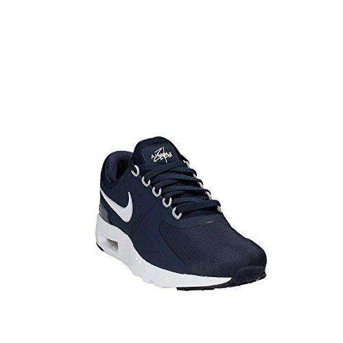 Nike Herren Air Max Zero Essential Sneaker marine - weiß