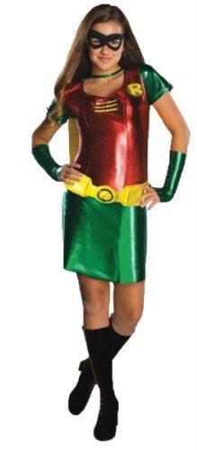 Batman Robin Tween Small (Tween Kostüme Batman)