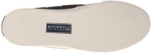 Sperry Bahama 2-eye Prints, Sneakers basses femme Bleu Marine