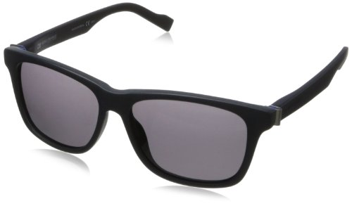 BOSS Orange Herren BO 0117/S Y1 QL9 54 Sonnenbrille, Blau (Bluette/Grey),
