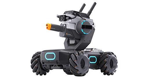 DJI RoboMaster S1-Bildungsfördernder Roboter, Intelligente Funktionen und spannende Spielmodi bieten immersives Lernen, Bildungsfelder Mathematik, Physik etc
