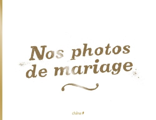Nos photos de mariage