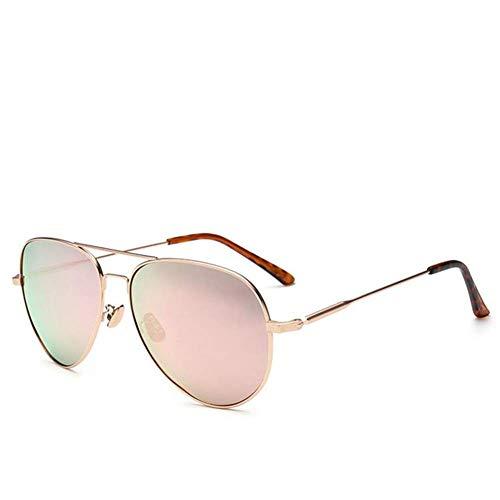 Sonnenbrillen polarisierte Pilotenfroschspiegel reflektierende Licht und langlebig, geeignet für Reisen und Autofahren