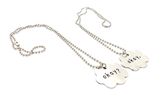 BSF Bijoux Series Films Collares Nube Okay - Bajo la misma estrella - The Fault in our Stars