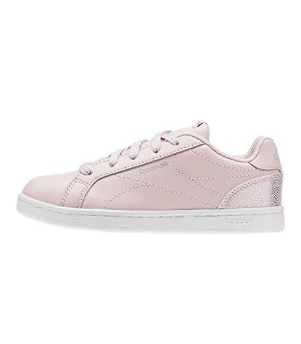 Reebok Royal Complete CLN, Zapatillas de Deporte para Mujer, (Pastel/Practical Pink/White/Silver 000), 36.5 EU
