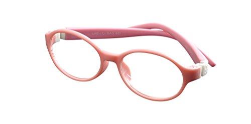 De Ding Mädchen Brillengestell Pink rose