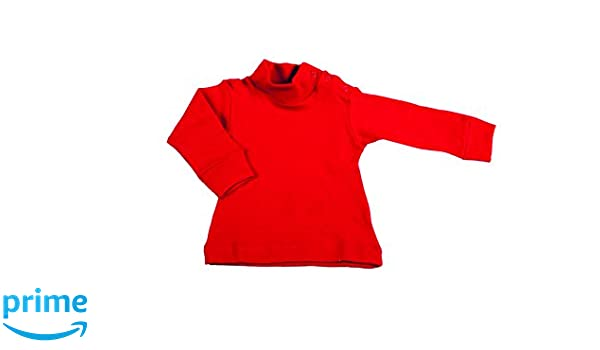 Warm Cotton Ideal for Winter Basic Style Underwear T-Shirt for boy and Girl BabyVip 100/% Cotton