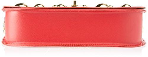 Braccialini B11961, Borsa a Tracolla Donna, 7 x 15 x 26 cm (W x H x L) Rosso