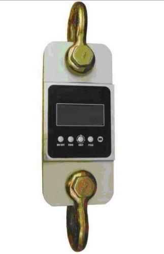 Gowe Dynamometer 5T, Kranwaage, elektronische Kranwaage, kabellose Kranwaage, elektronischer Dynamometer, Wägezelle, Krafttester, Spannungsprüfer -