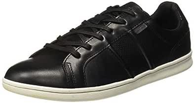 Red Tape Men's RTE1071A Black Sneakers-6 UK/India (40 EU) (RTE1071A-6)