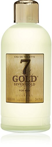 Luxana Seven Gold Colonia - 1000 ml