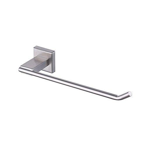KES A2481-2 lavabo toallero SUS304 pared acero inoxidable, cepillado