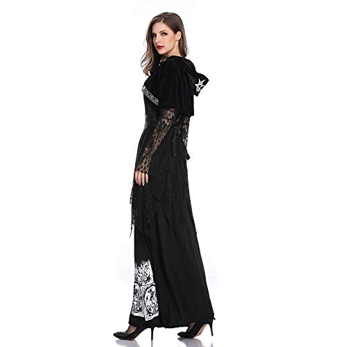Olydmsky costumi da donna di halloween costumi halloween donna vampiro costume conte strega sposa di ghost princess cosplay gonna costume