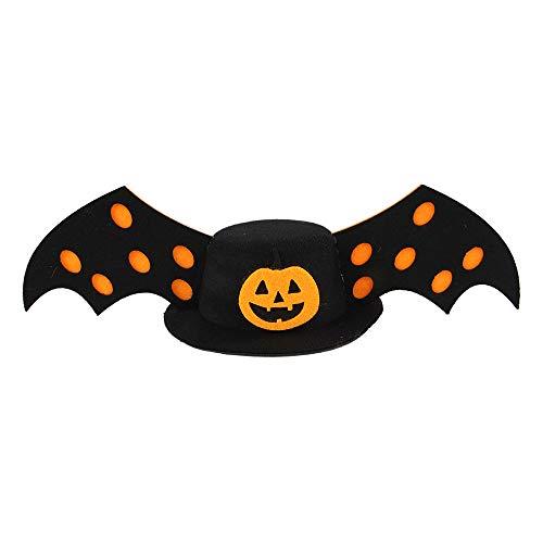 Kostüm Kreative Familie - Hut für Haustiere, lustige Hunde und Katzen, Weihnachten, Halloween, Party, Kopfbedeckung, kreatives Kostüm für Welpen, kleine Hunde und