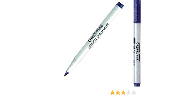 Soni Officemate Surgical and Medical Skin Marker Pen (10 Pcs in Pack)